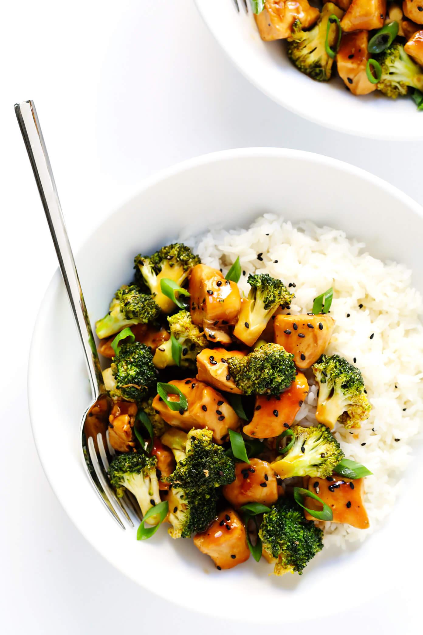 Chicken And Broccoli Recipes  12 Minute Chicken and Broccoli
