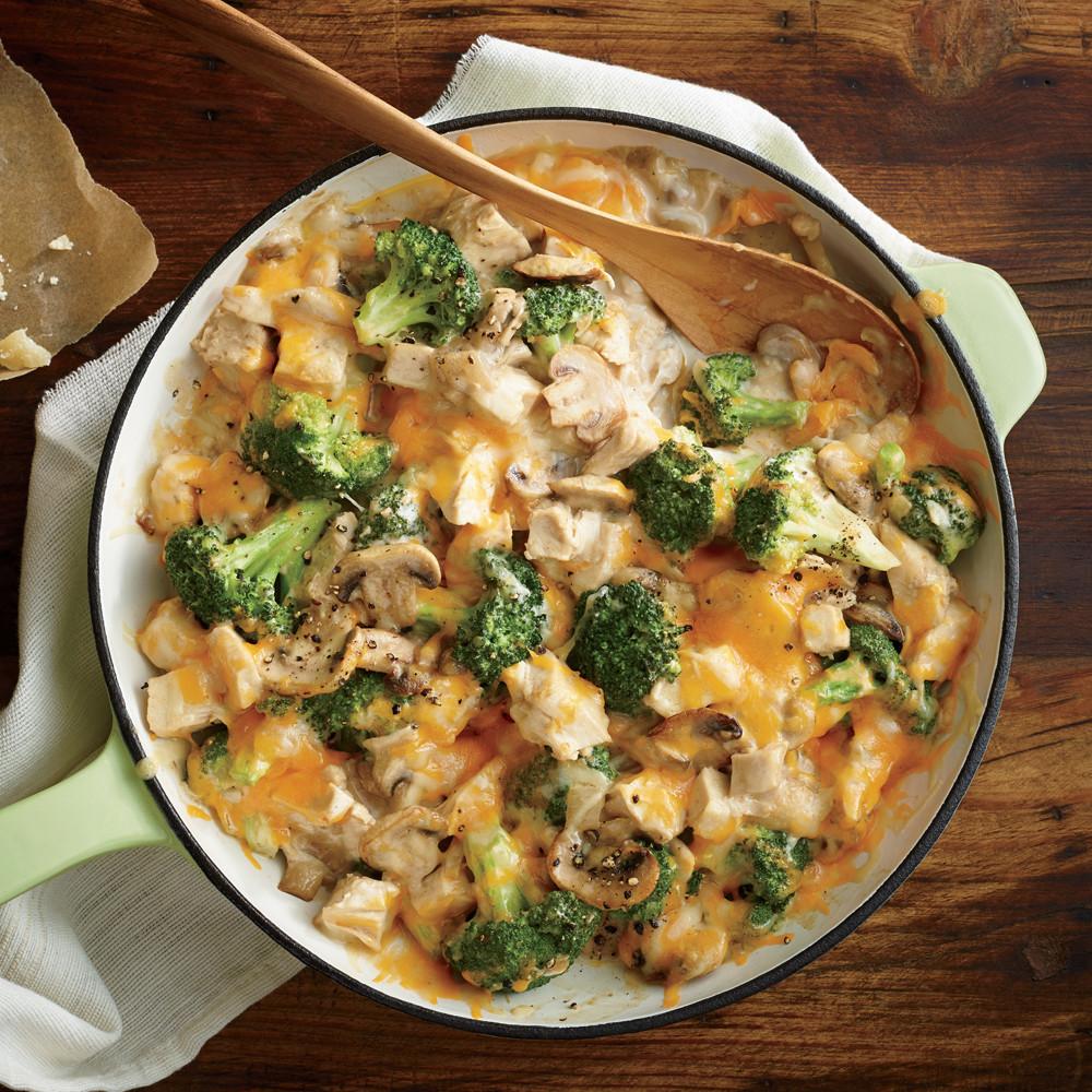 Chicken And Broccoli Recipes  Mom s Creamy Chicken and Broccoli Casserole Recipe