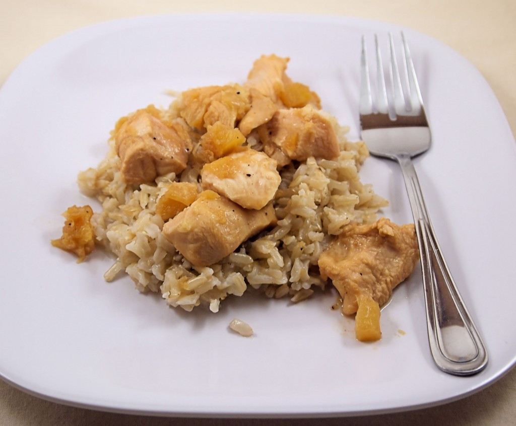 Chicken And Brown Rice  Chicken And Brown Rice Recipe — Dishmaps