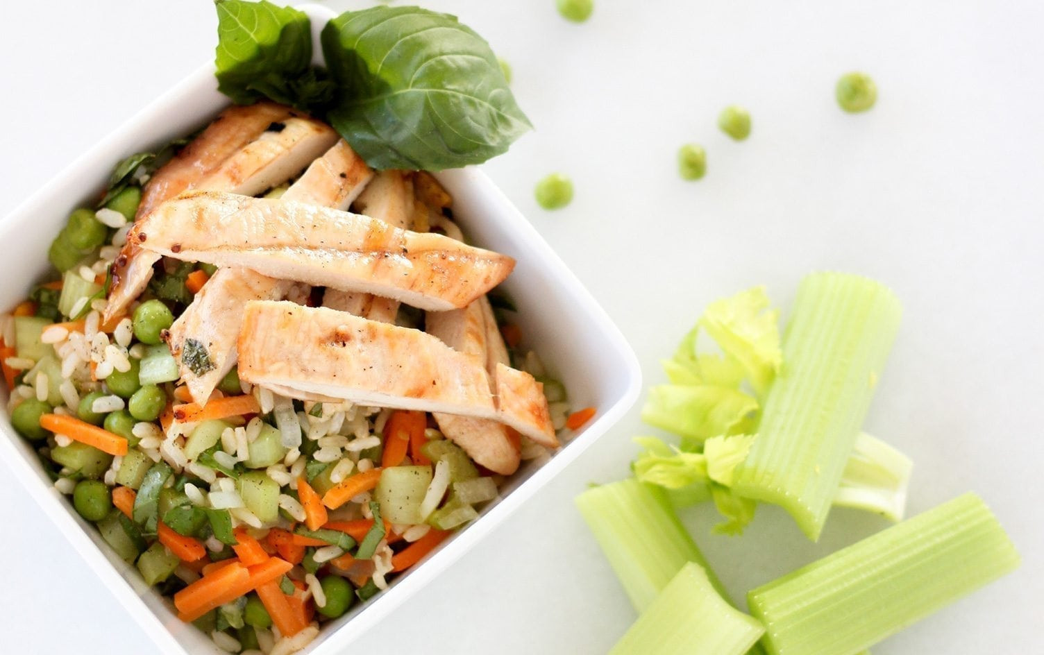 Chicken And Brown Rice  Chicken & Brown Rice Bowl