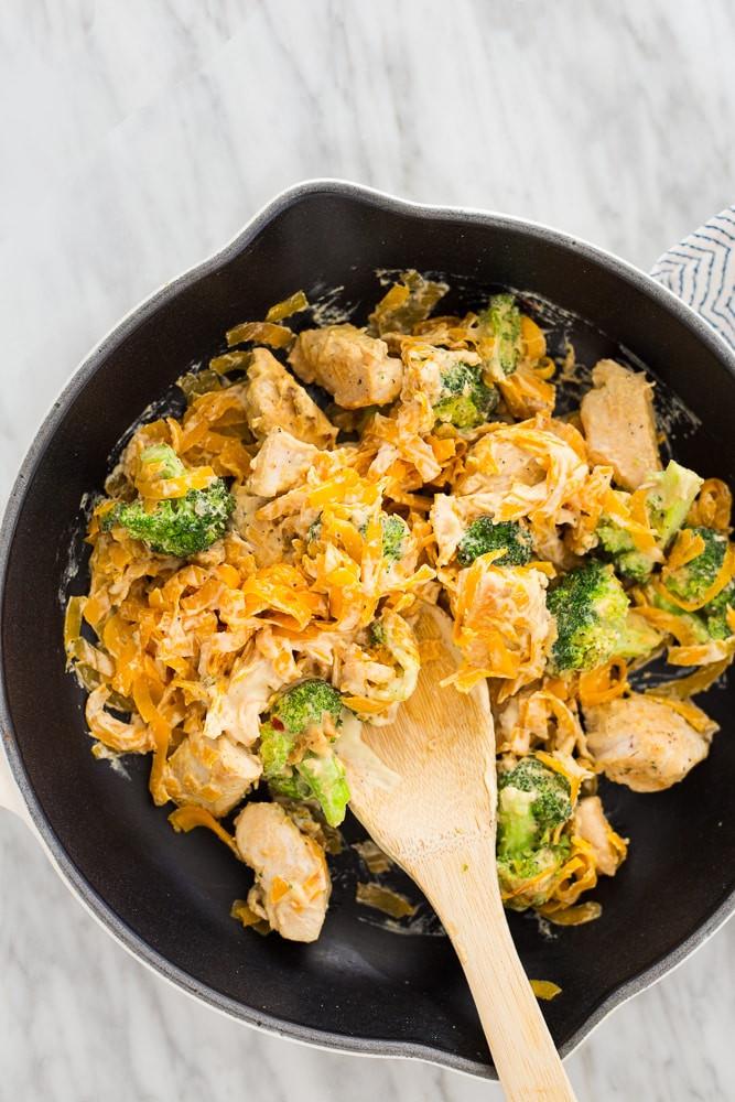 Chicken And Butternut Squash  chicken and butternut squash pasta