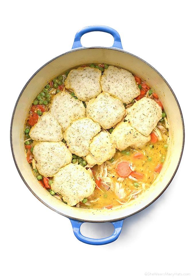 Chicken And Dumplings Recipe  Easy Chicken and Dumplings Recipe