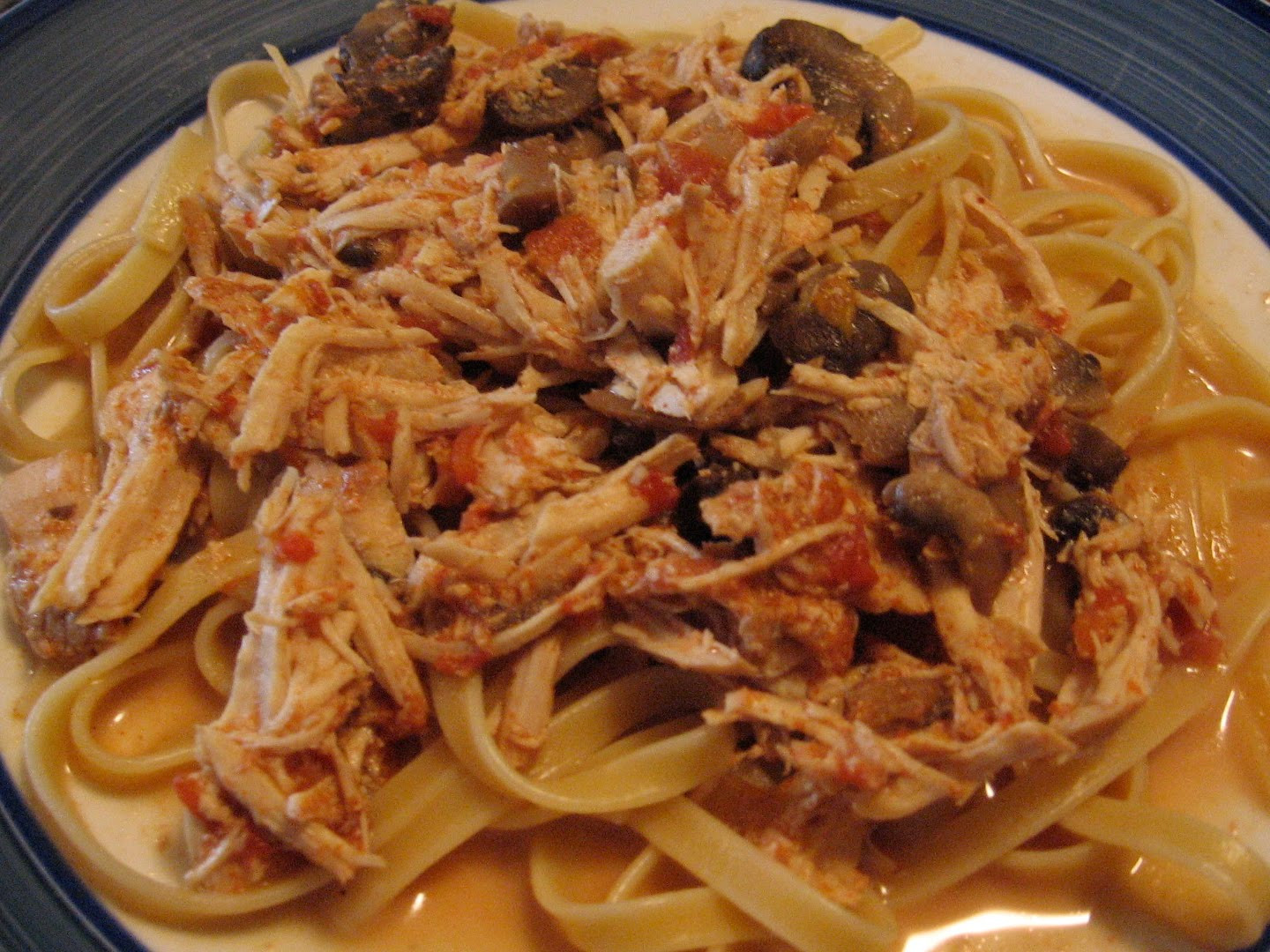 Chicken And Noodles Crock Pot  Cooking with Mandy Creamy Crock Pot Chicken and Noodles