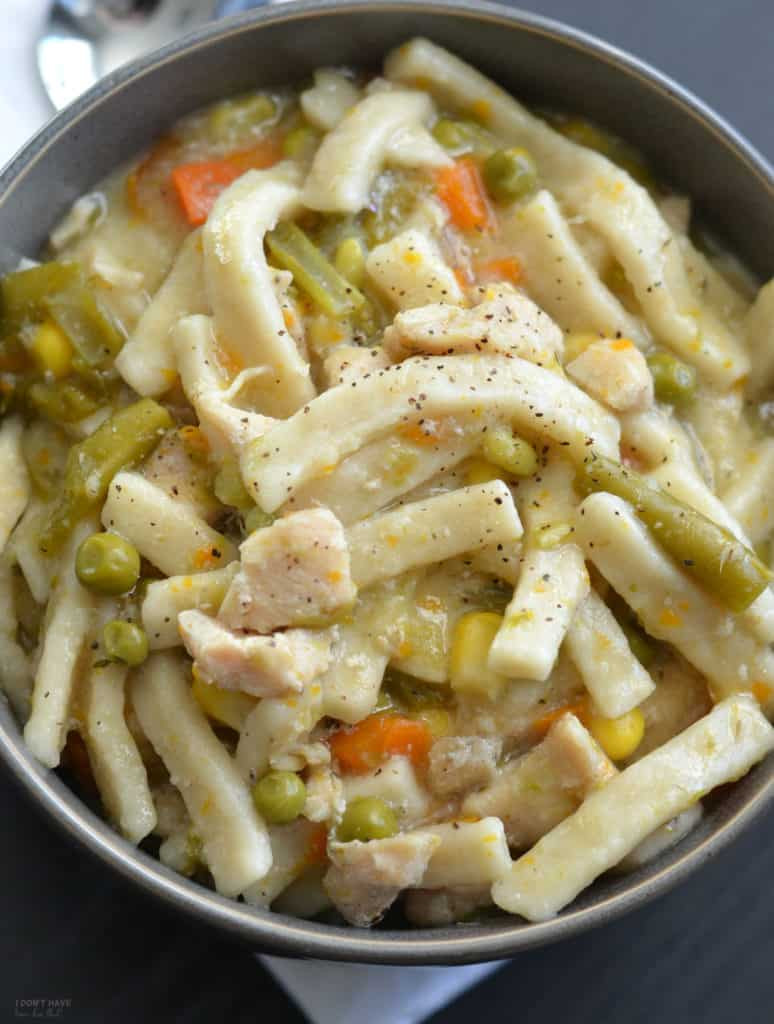 Chicken And Noodles Instant Pot  Instant Pot Chicken and Noodles I Don t Have Time For That