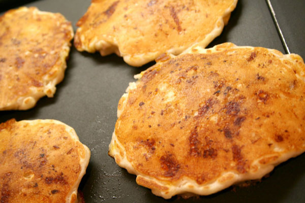 Chicken And Pancakes  Easy Chicken Pancakes Recipe