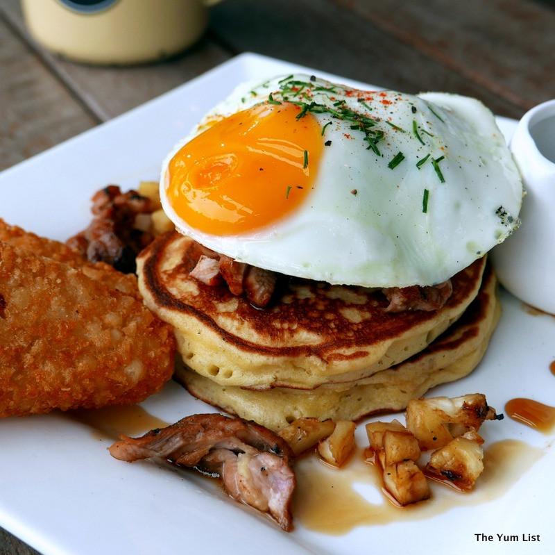 Chicken And Pancakes  The Good Batch Damansara Utama The Brinner Winner All