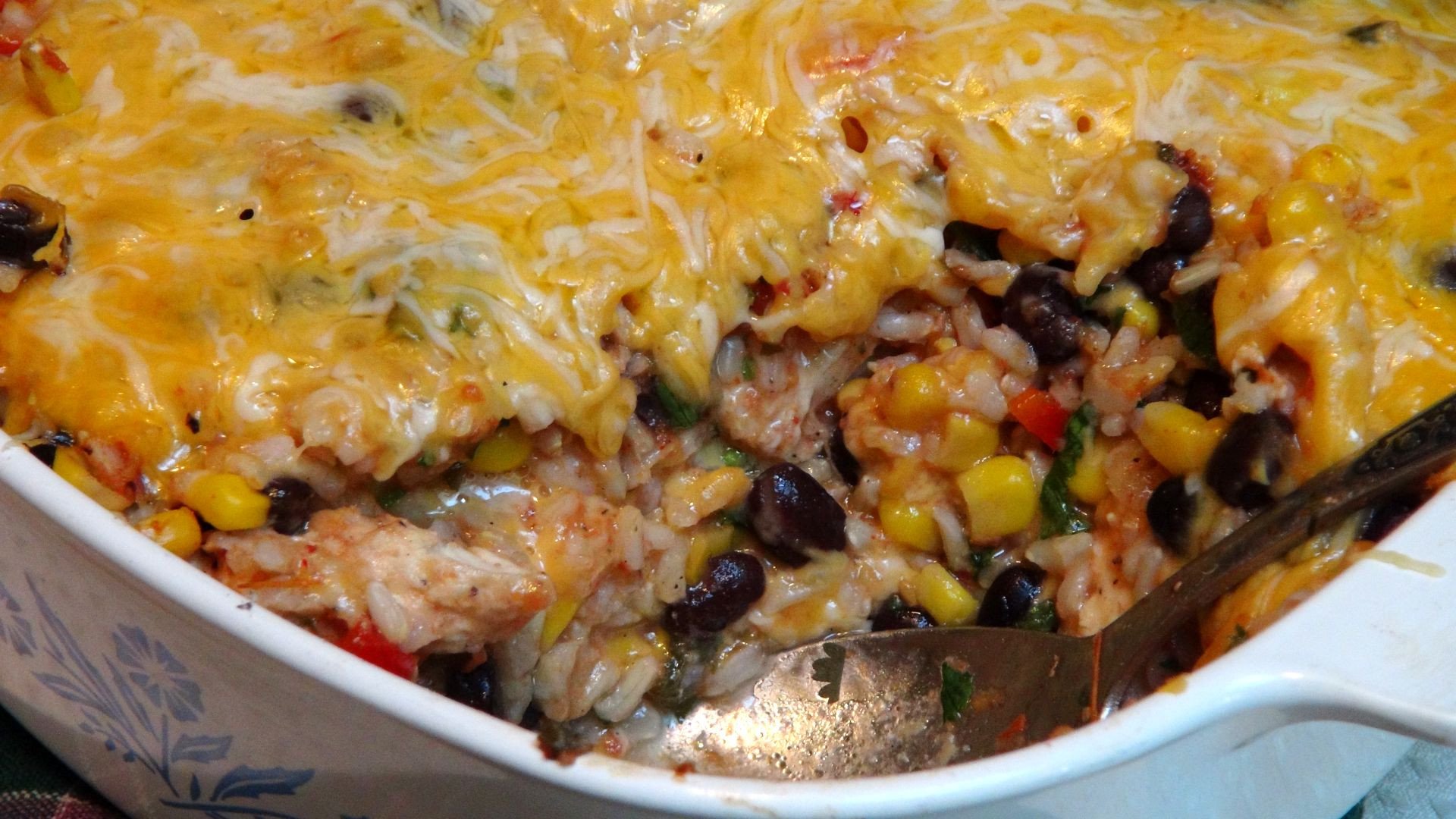 Chicken And Rice Casserole Recipes  chicken and rice bake recipe