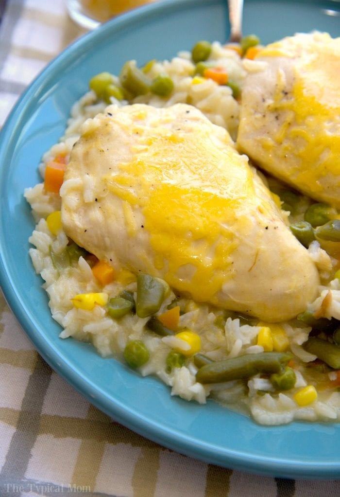 Chicken And Rice Casserole Recipes  how to make chicken and rice casserole with instant rice