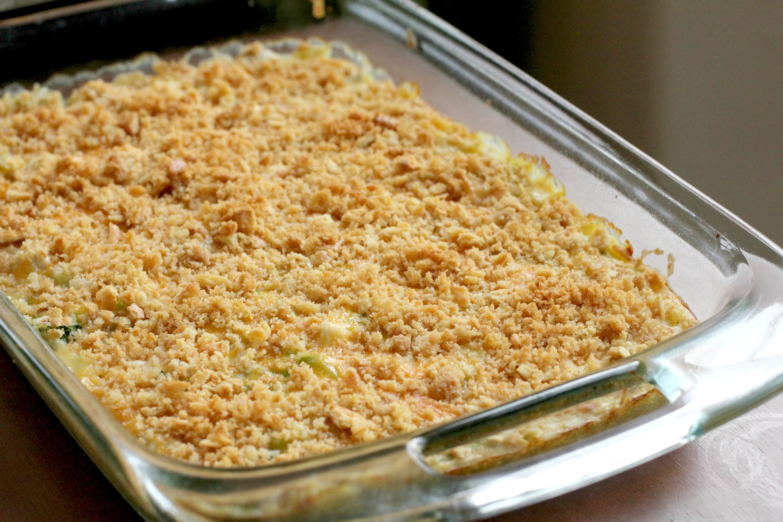Chicken And Rice Casserole  Broccoli Chicken & Rice Casserole