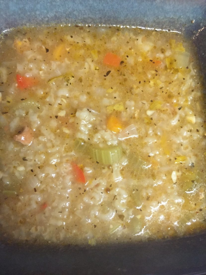 Chicken And Rice Soup Instant Pot  Instant Pot Chicken Noodle Soup OR Chicken and Rice Soup