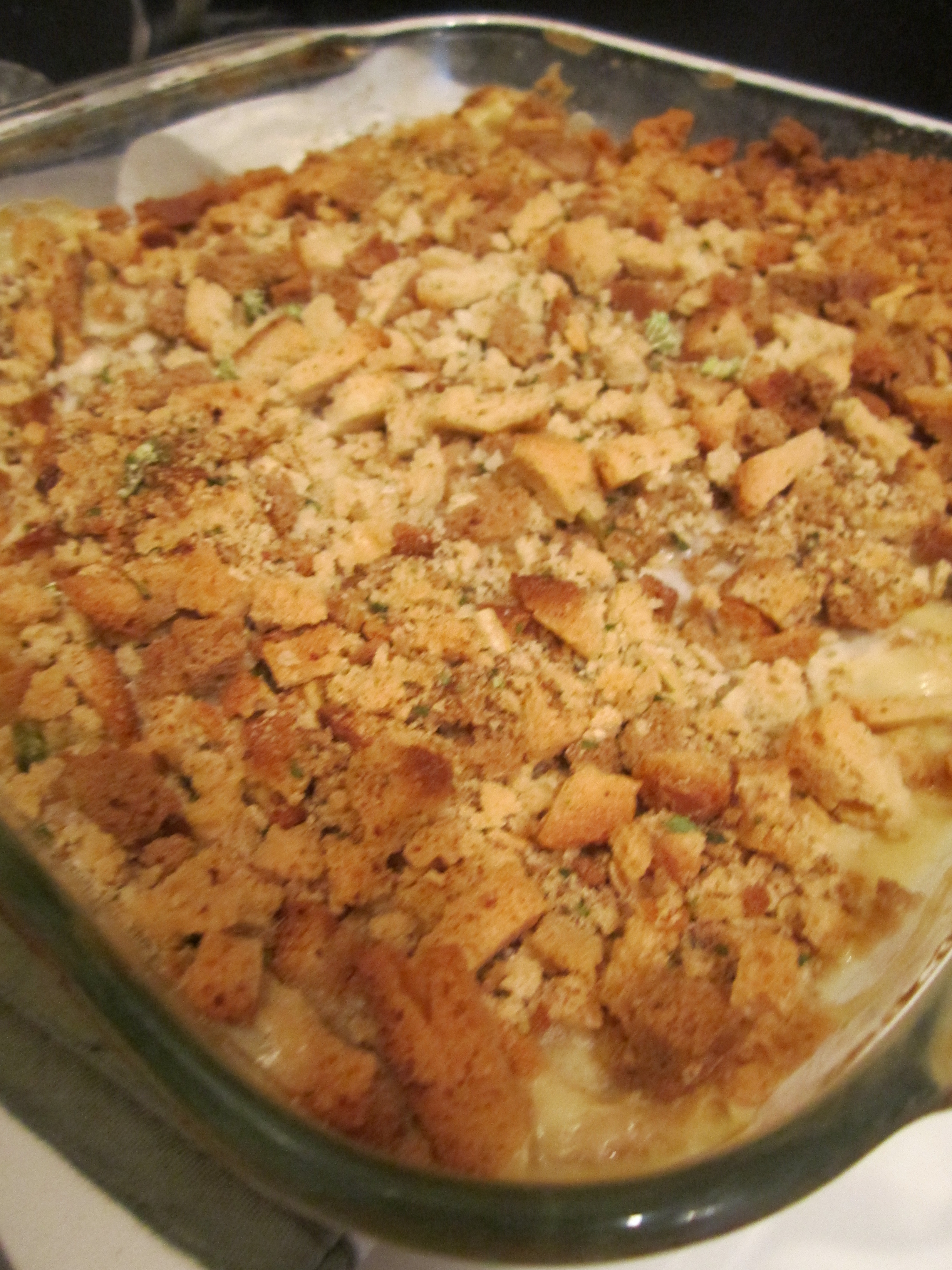 Chicken And Stuffing Casserole With Cheese  chicken and stuffing casserole with swiss cheese