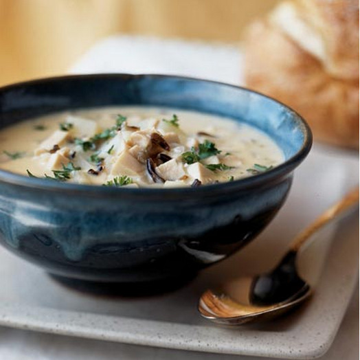 Chicken And Wild Rice Soup  20 Best Soup Recipes Swanky Recipes