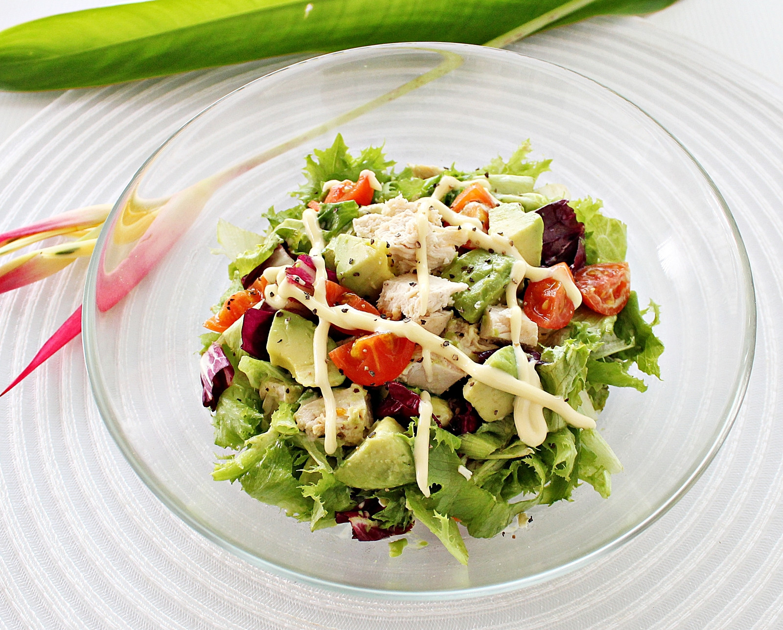 Chicken Avocado Salad  Foodista Recipes Cooking Tips and Food News