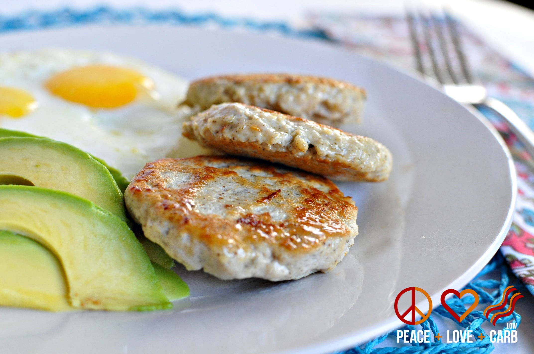Chicken Breakfast Sausage Recipe  Maple Chicken Breakfast Sausage Low Carb Paleo Gluten Free