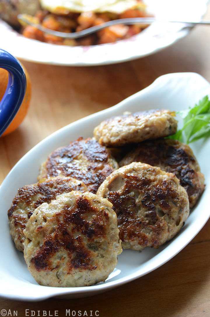 Chicken Breakfast Sausage Recipe  10 Perfect Breakfast Recipe Ideas for Christmas Morning