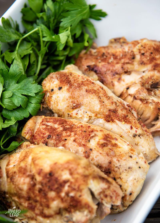 Chicken Breasts In Slow Cooker  Simple Slow Cooker Chicken