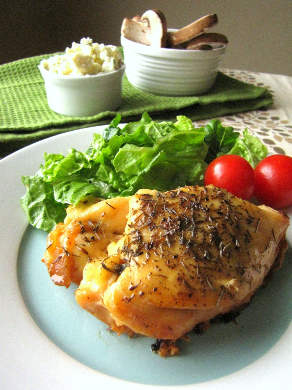 Chicken Breasts In Slow Cooker  Slow Cooker Stuffed Chicken Breasts with Gorgonzola and