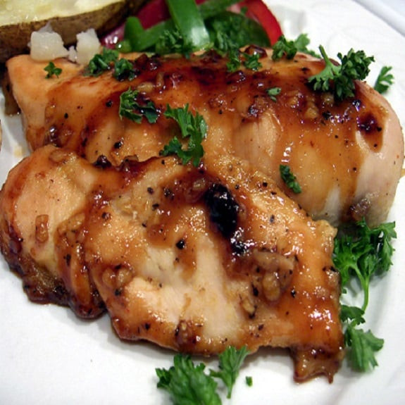 Chicken Breasts In Slow Cooker  Slow Cooker Ginger Chicken Breasts Magic Skillet