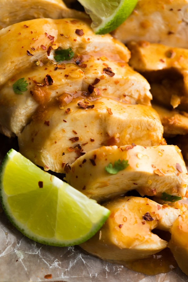 Chicken Breasts Instant Pot  Instant Pot Chipotle Lime Chicken Breasts