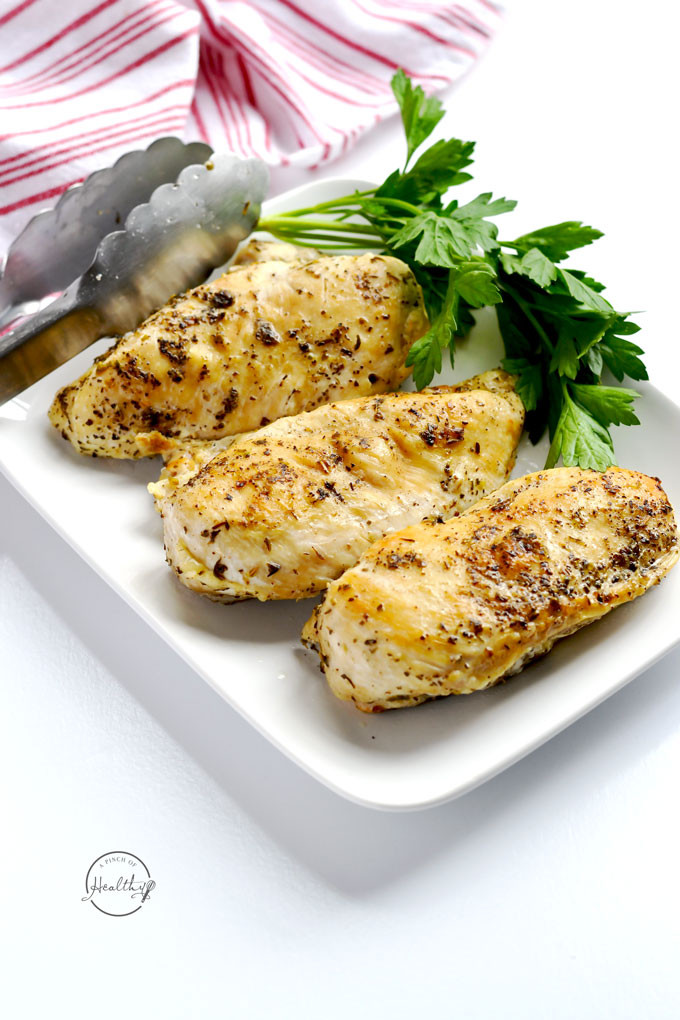 Chicken Breasts Instant Pot  Instant Pot Chicken Breasts Video Tutorial A Pinch