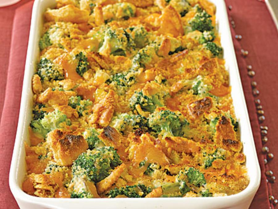 Chicken Broccoli Casserole Recipe  Light chicken broccoli casserole recipes Food chicken