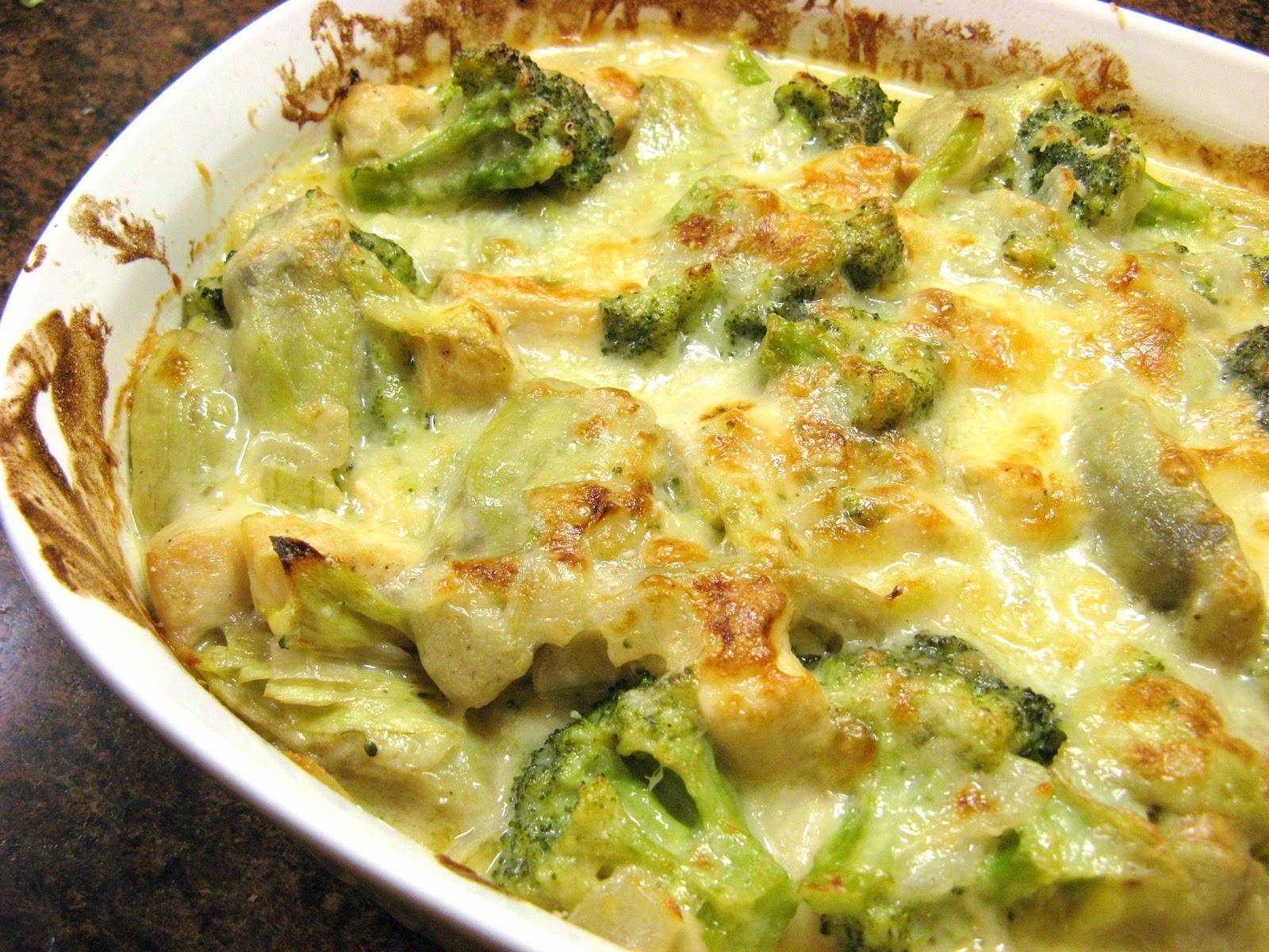 Chicken Broccoli Casserole Recipe  Broccoli and Chicken Casserole