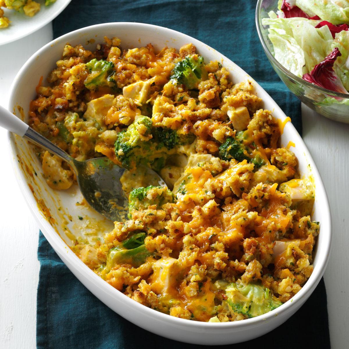 Chicken Broccoli Casserole Recipe  Contest Winning Broccoli Chicken Casserole Recipe