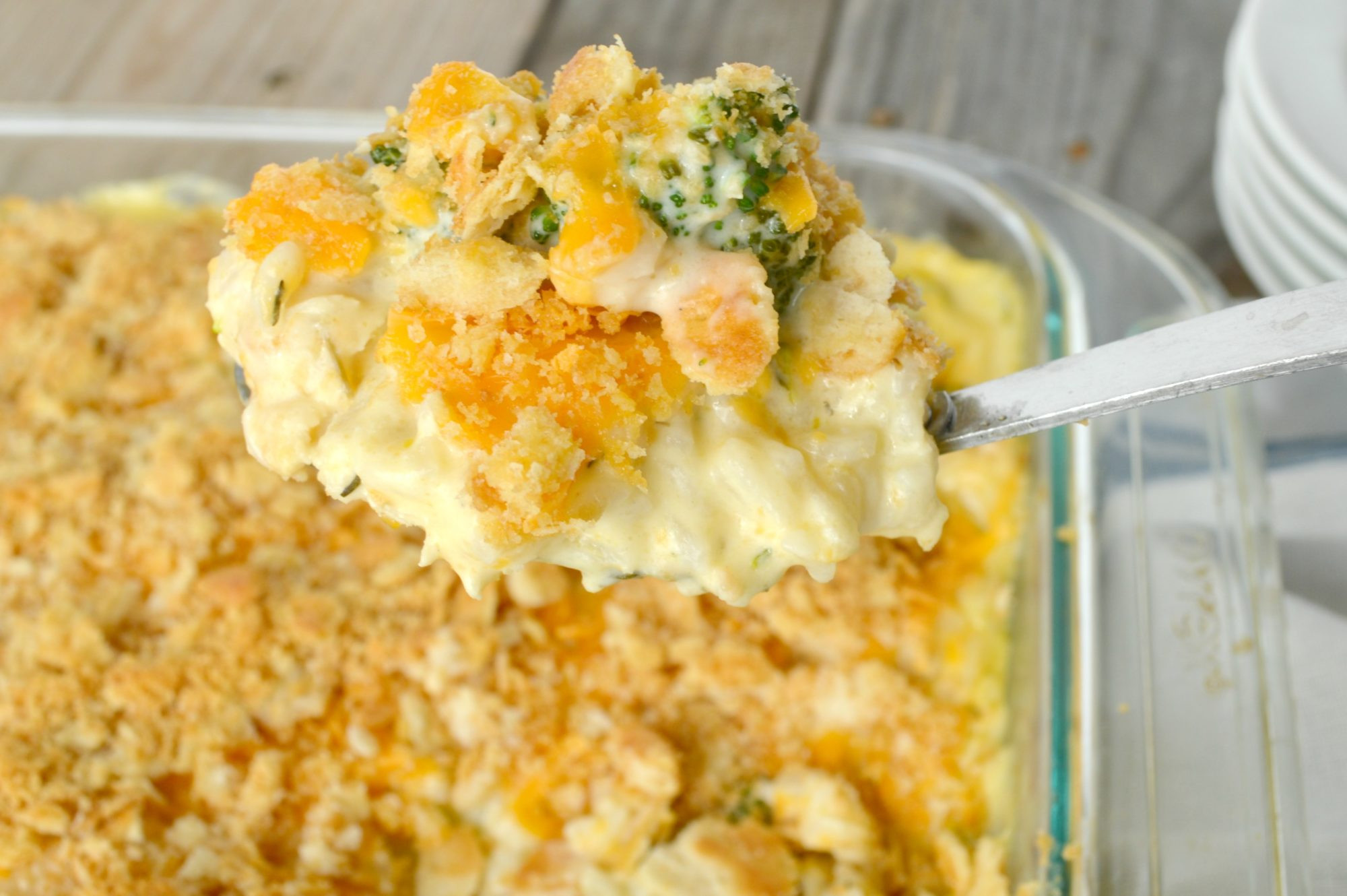 Chicken Broccoli Casserole Recipe  Chicken Broccoli Rice Casserole Easy fort Food Your