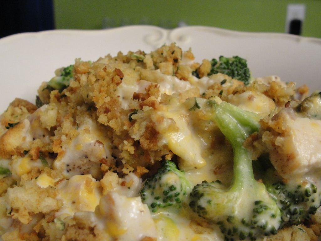 Chicken Broccoli Recipe  Chicken and Broccoli Casserole