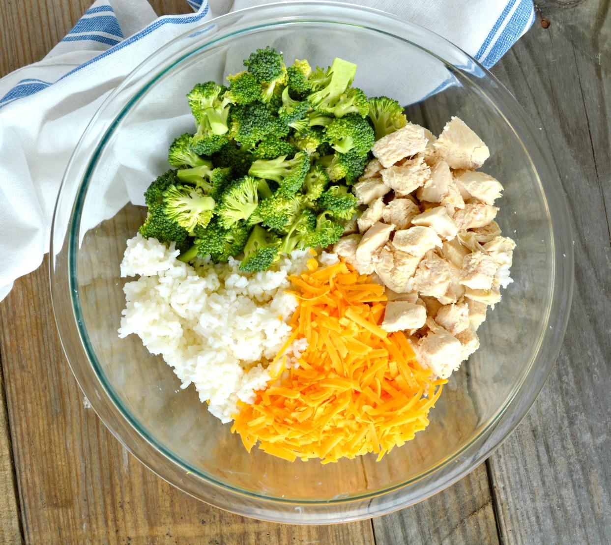 Chicken Broccoli Rice Casserole Recipe  Chicken Broccoli Rice Casserole Gonna Want Seconds
