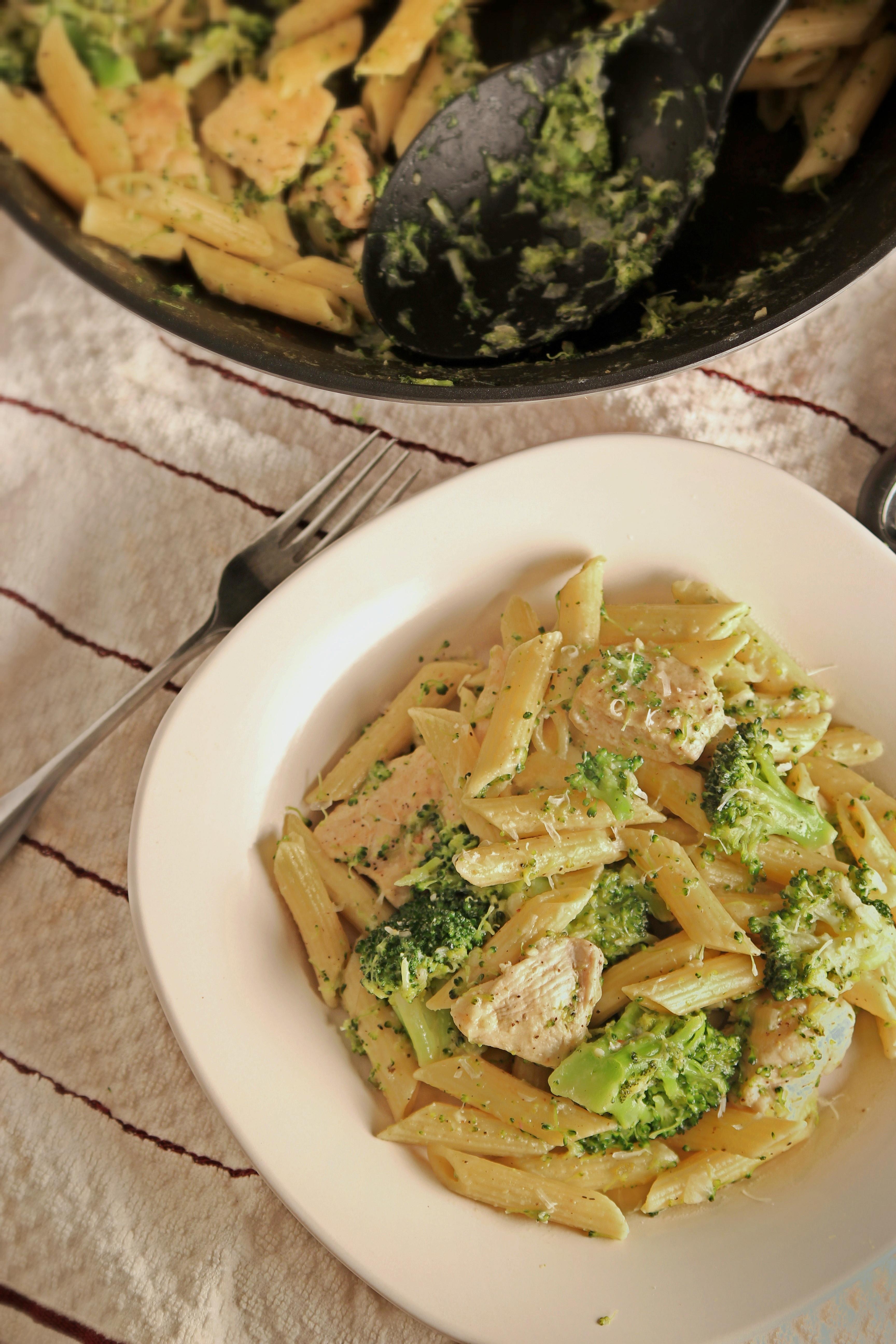 Chicken Broccoli Ziti  e Pot Chicken Broccoli Ziti