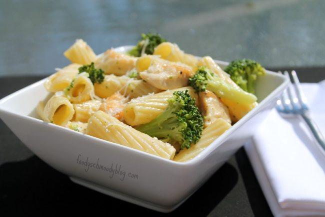 Chicken Broccoli Ziti  Restaurant Style Chicken Broccoli Ziti by christine hadden