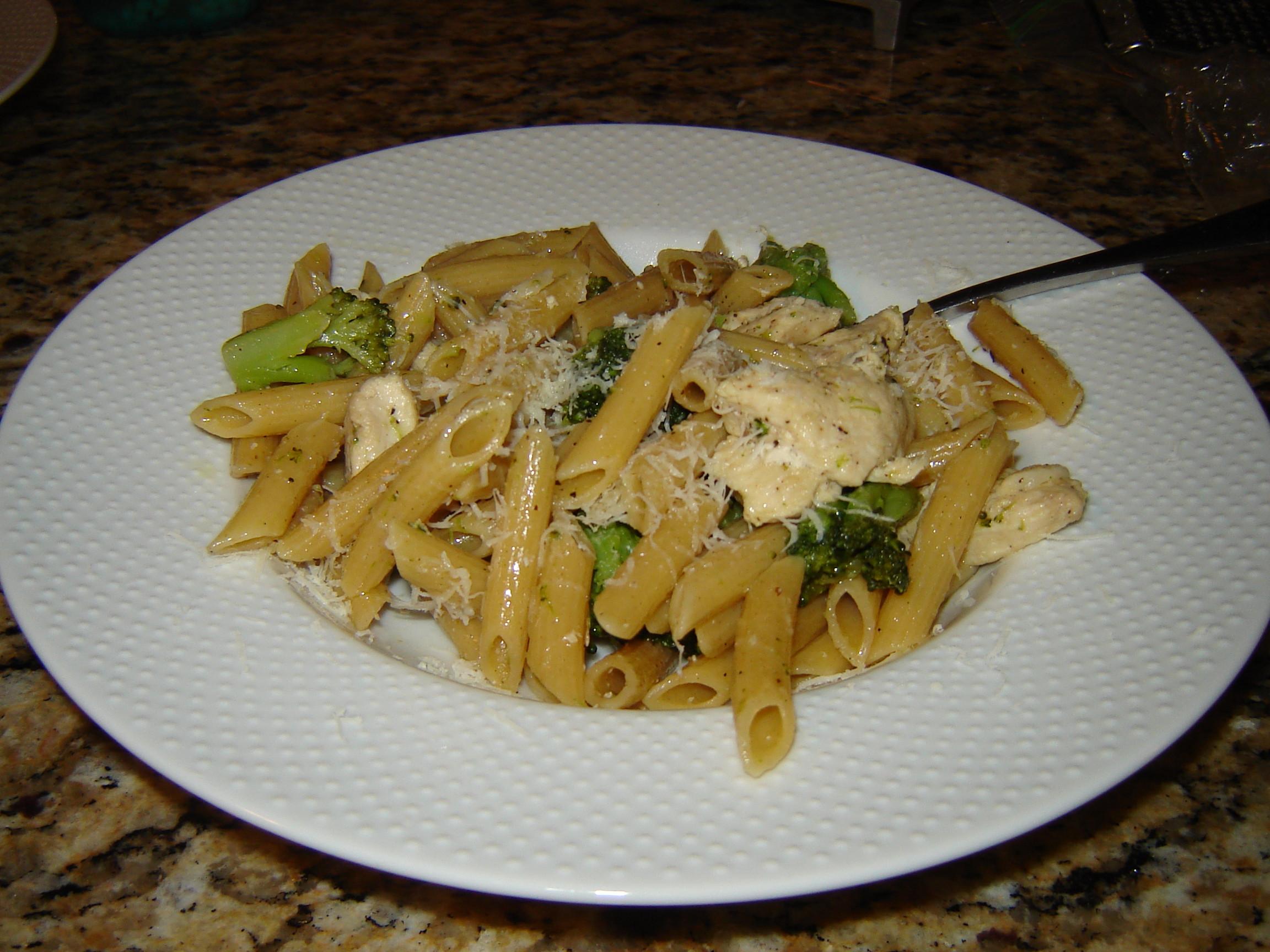 Chicken Broccoli Ziti  Chicken Ziti and Broccoli – A Northern Italian Delight