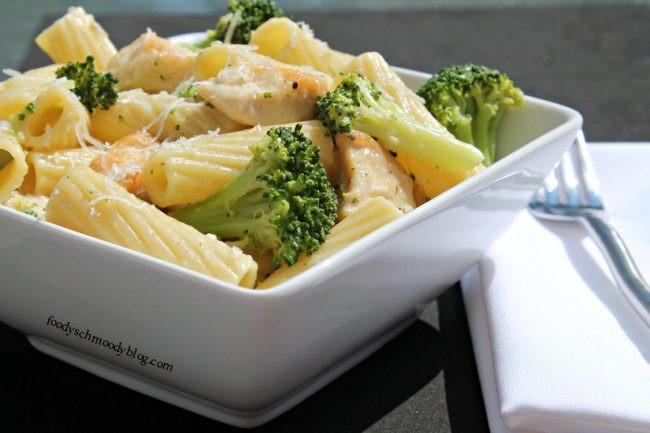 Chicken Broccoli Ziti  Restaurant Style Chicken Broccoli Ziti
