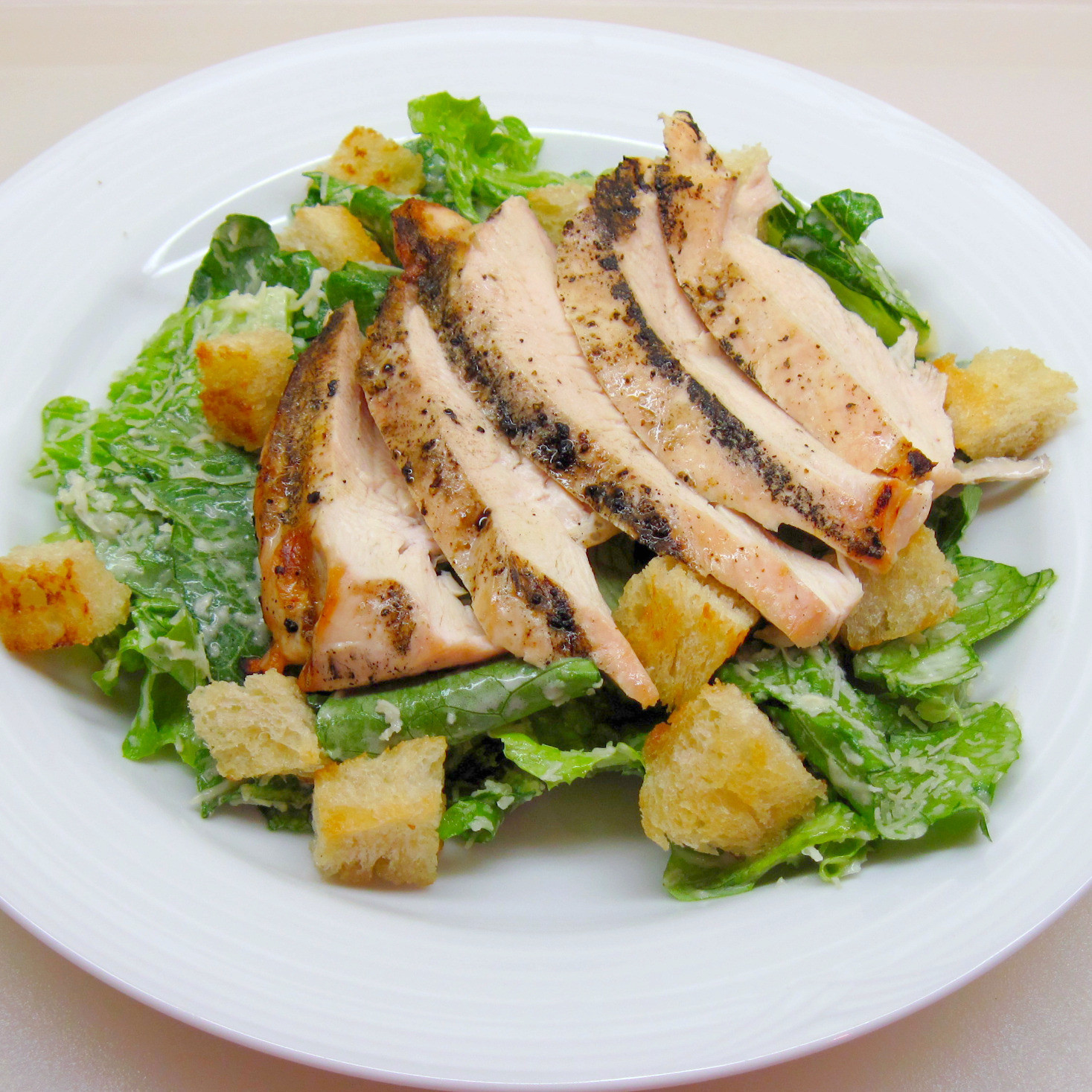 Chicken Caesar Salad  Caesar Salad with Grilled Chicken
