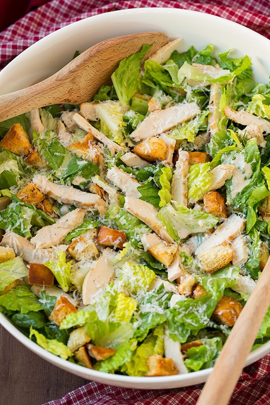 Chicken Caesar Salad Calories  grilled chicken caesar salad no croutons calories