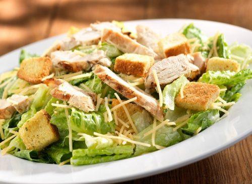 Chicken Caesar Salad Calories  17 Worst Restaurant Salads in America