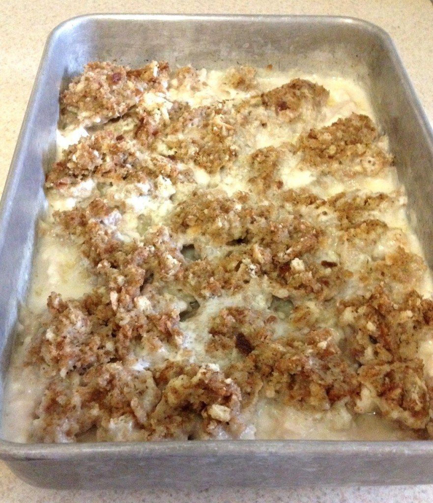 Chicken Casserole With Stove Top Stuffing And Cream Of Mushroom Soup  Chicken And Stuffing Casserole Saving You Dinero