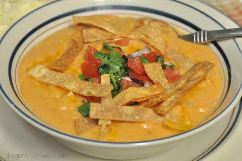 Chicken Chili Soup  chili s chicken tortilla soup recipe