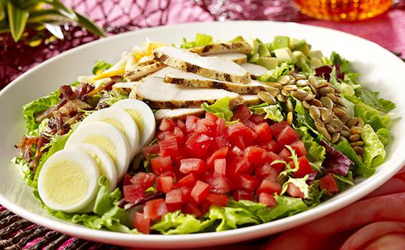 Chicken Cobb Salad  Grilled Chicken Cobb Salad Menu