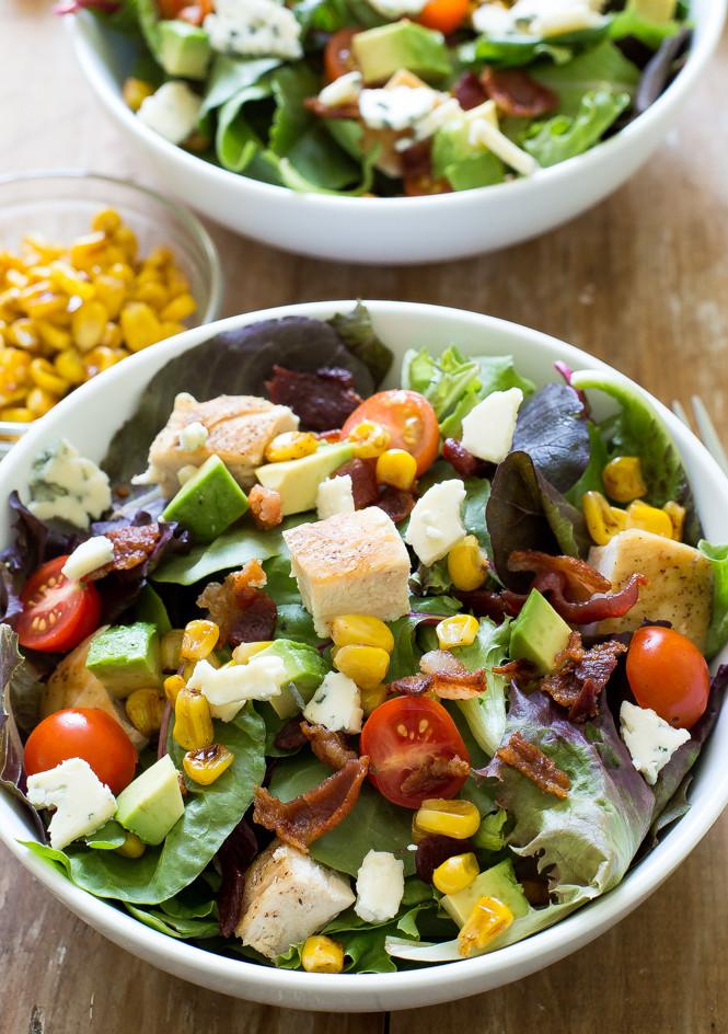 Chicken Cobb Salad  Grilled Chicken Cobb Salad