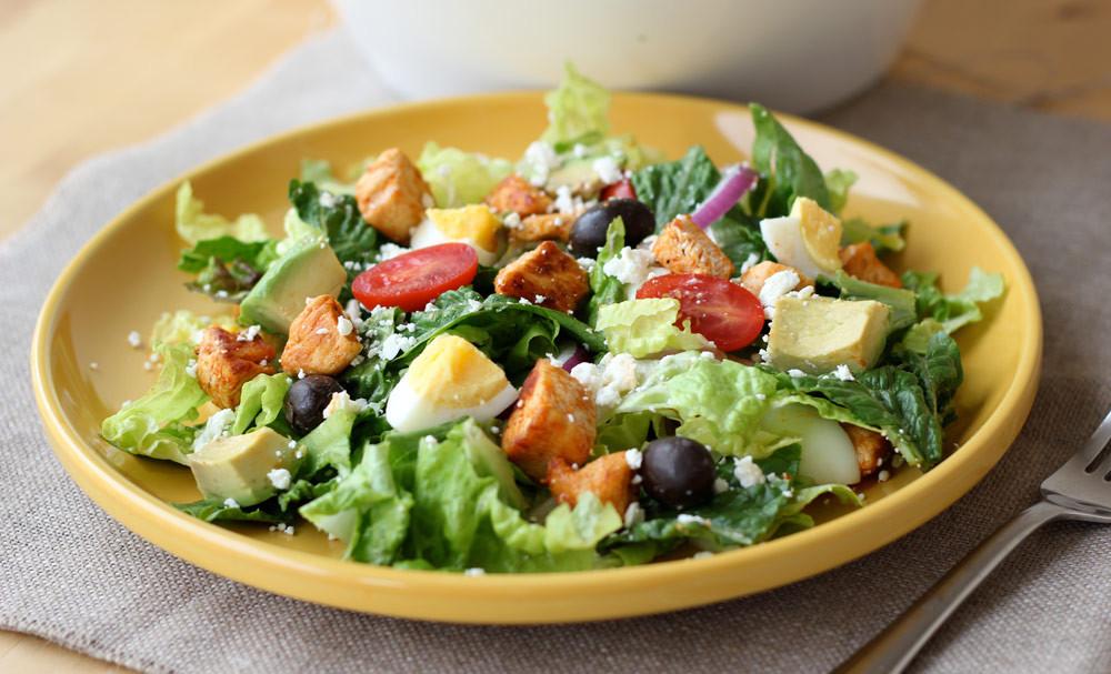 Chicken Cobb Salad  Smoked Paprika Chicken Cobb Salad Recipes