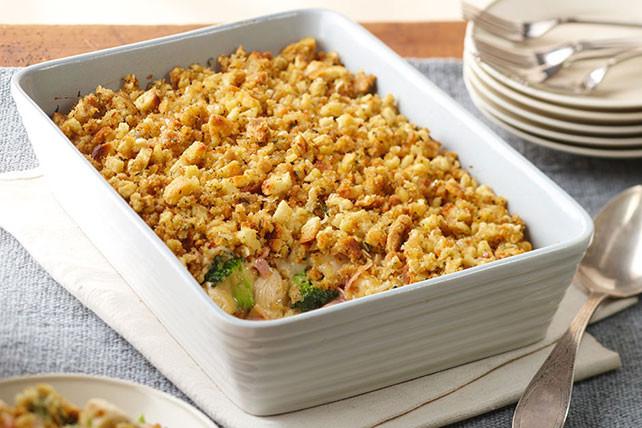 Chicken Cordon Bleu Casserole Recipe  Chicken Cordon Bleu Casserole Kraft Recipes