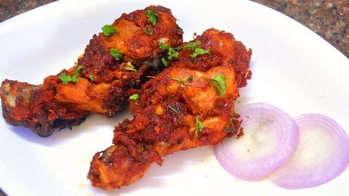 Chicken Drumstick Recipes Indian  Chicken Drumstick Fry – Best Indian Cooking