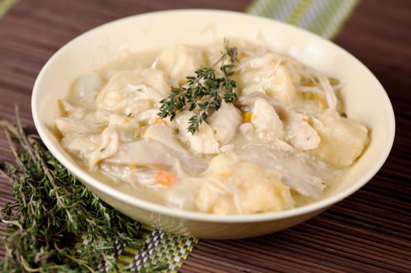Chicken Dumplings Crock Pot  Sunday Dinner Crock pot chicken and dumplings