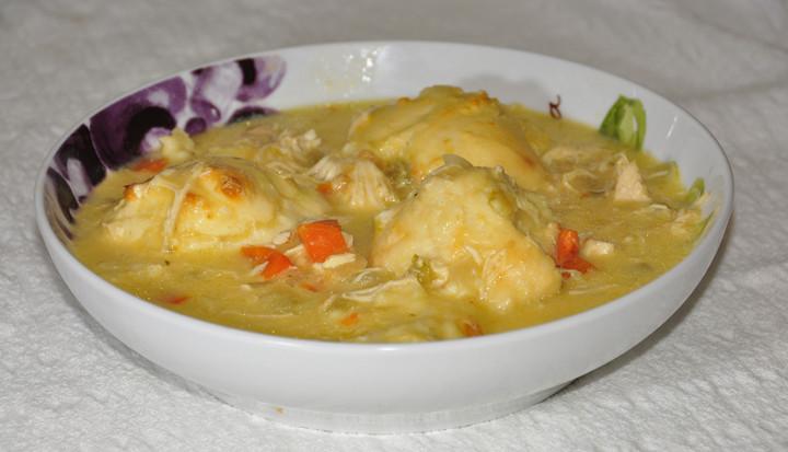 Chicken Dumplings Crock Pot  Crock Pot Chicken and Dumplings