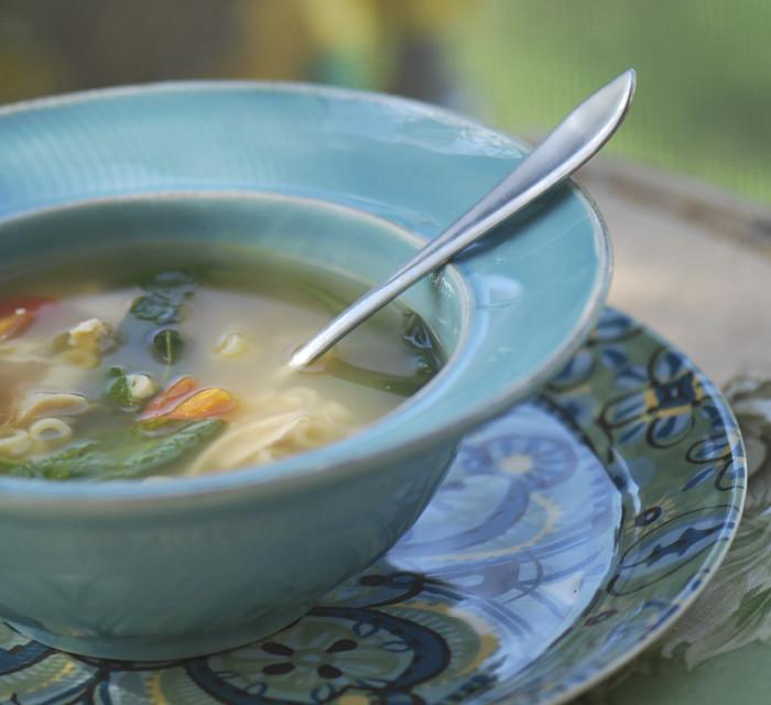 Chicken Florentine Soup  Chicken Floretine Soup – Recipe Diaries