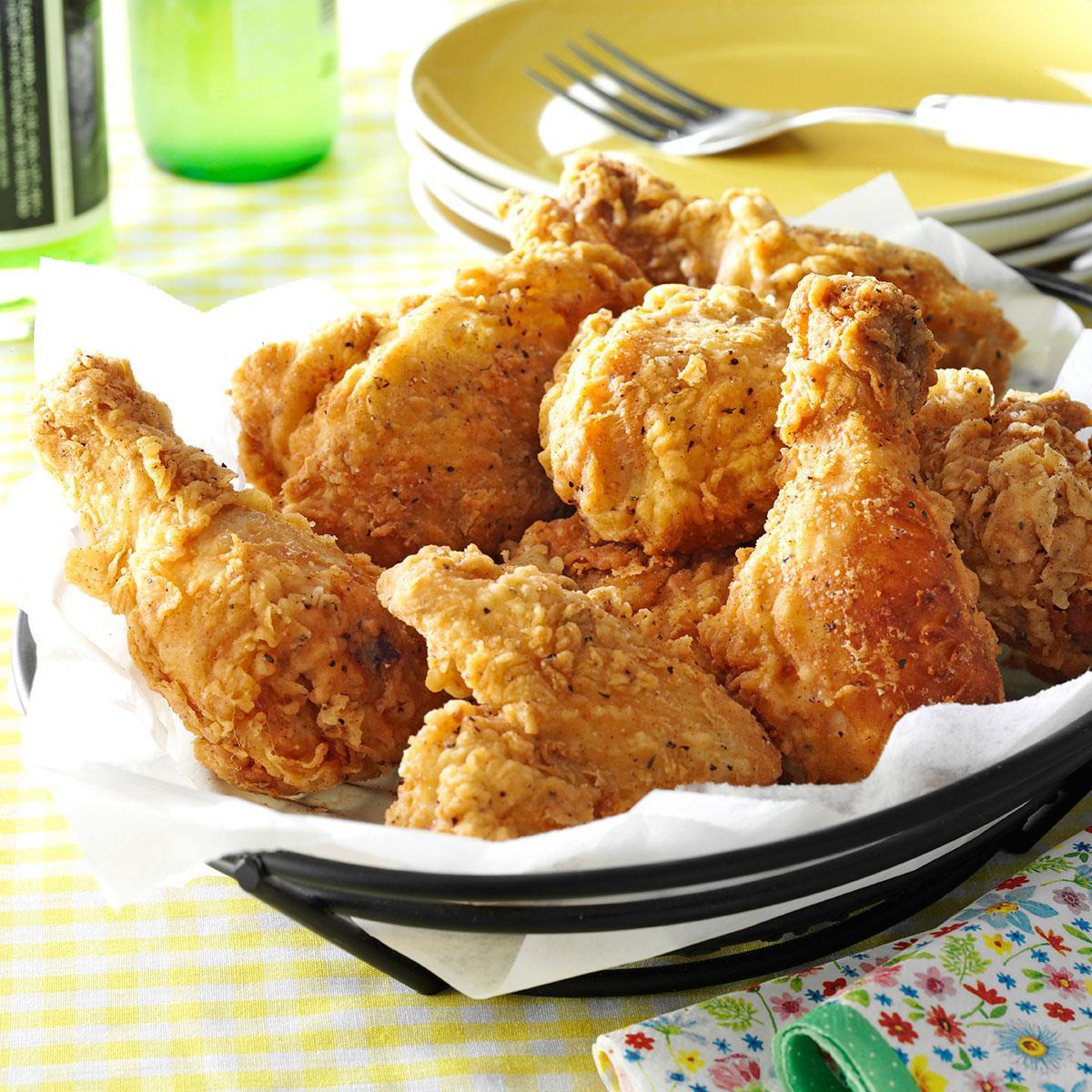 Chicken Fried Chicken  Crispy Fried Chicken Recipe