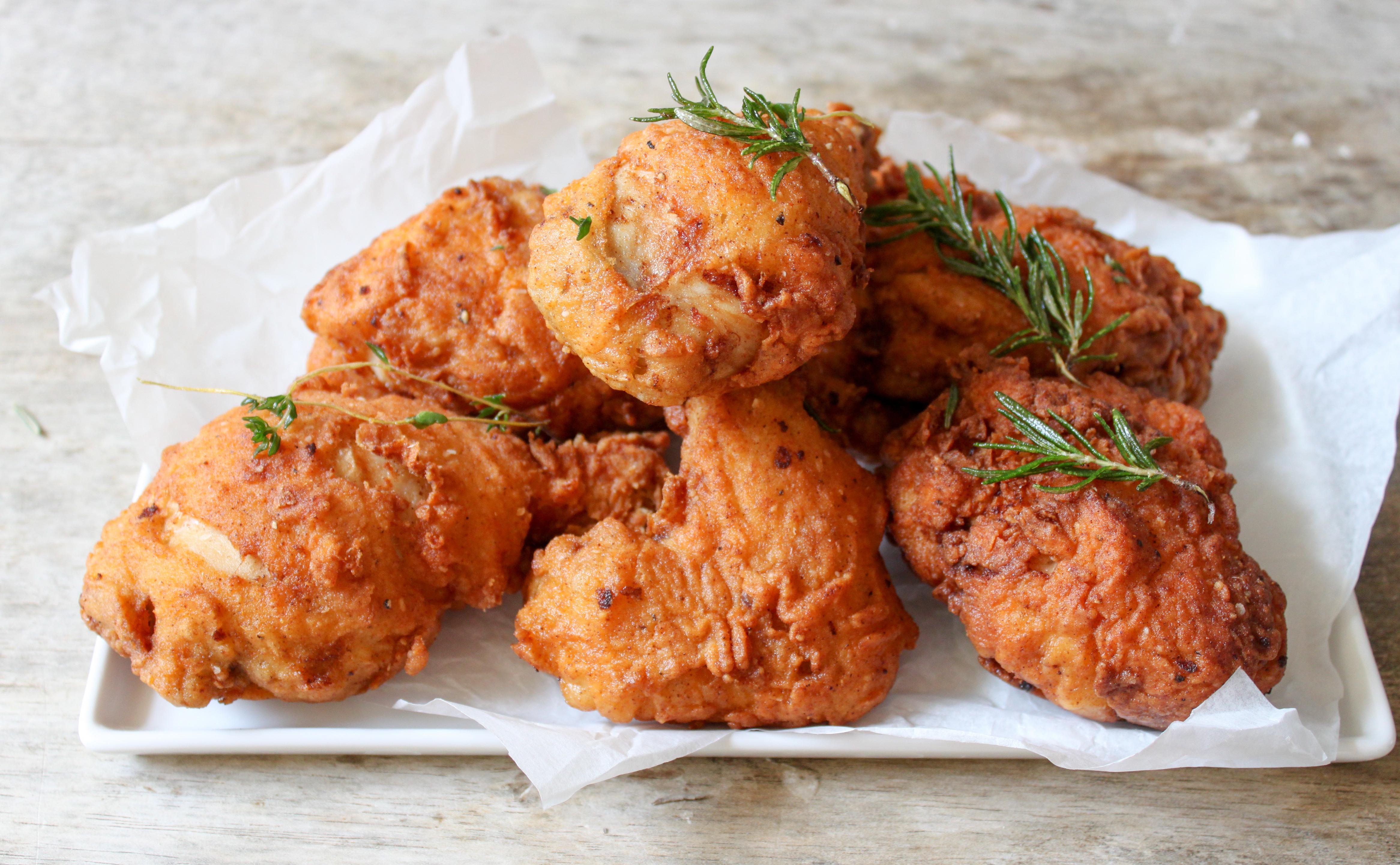 Chicken Fried Chicken  Buttermilk Fried Chicken The Little Epicurean