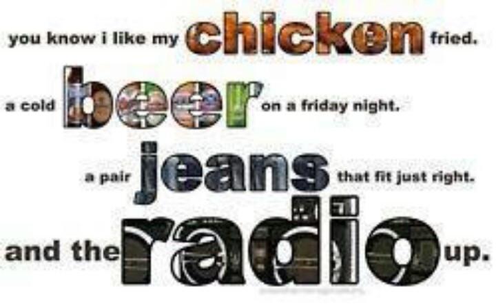 Chicken Fried Lyrics  Chicken Fried Zac Brown Band